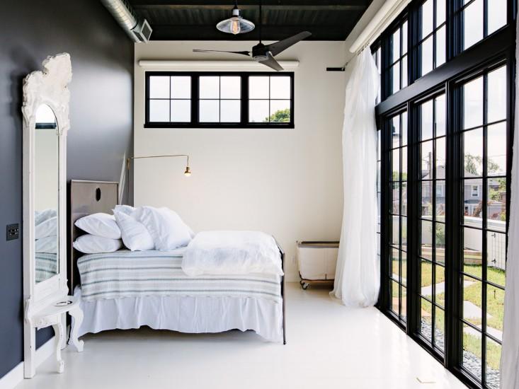 Industrial-Portland-loft-bedroom-Remodelista