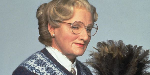 Mrs Doubtfire – Like You've Never Seen It Before